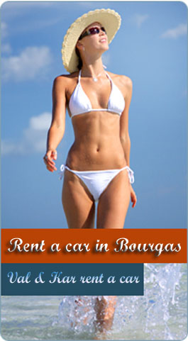 Bourgas car hire